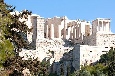 vlieg bus vakantie griekenland kras