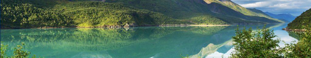 Vlieg busreis Noorwegen
