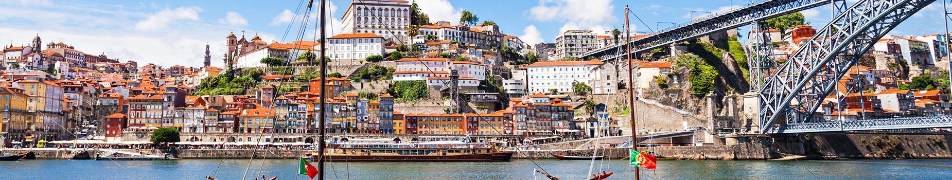 Vlieg busreis Portugal