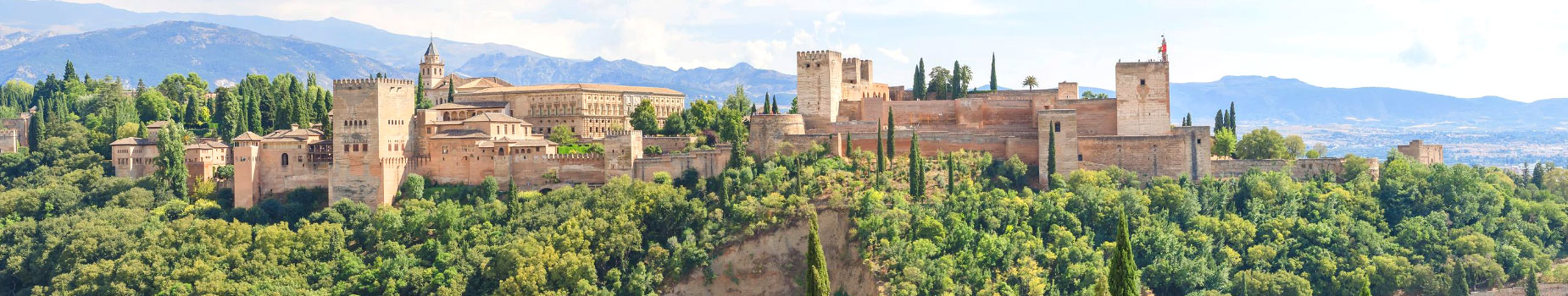 Vlieg busreis Andalusië