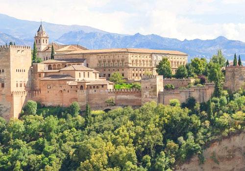 kras rondreis andalusie