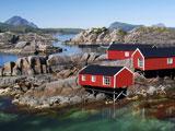 huisjes noorwegen