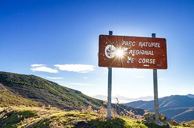 Parc Naturel Régional de Corse corsica