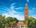 medina marrakech moskee