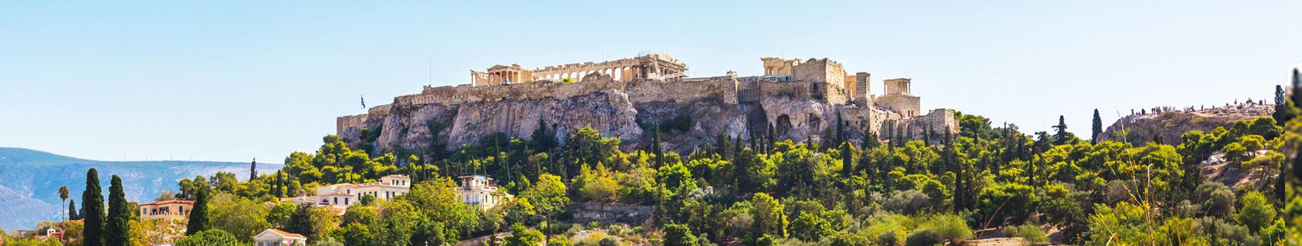 Vlieg busreis Griekenland