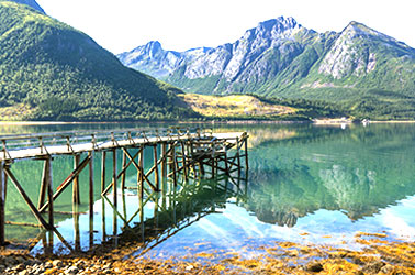 schitterende noorse natuur