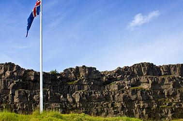 Ijsland vvlag