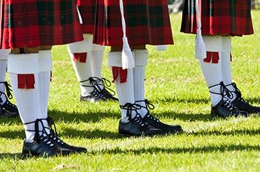 De Schotse Kilt